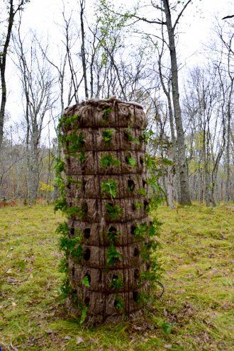 environmental art installation