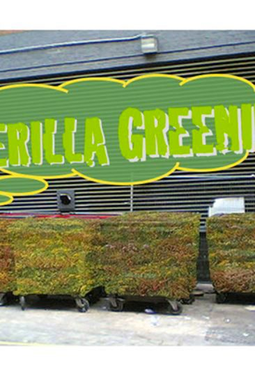 Guerilla Greening – with Helen Meade